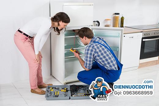 Nguyên nhân tủ lạnh bị mất nhiệt