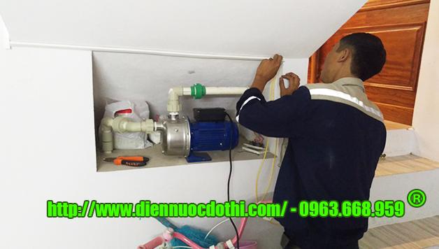 Sửa chữa điện nước tại Cầu Giấy