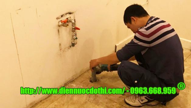 Sửa điện nước tại quận Hà Đông