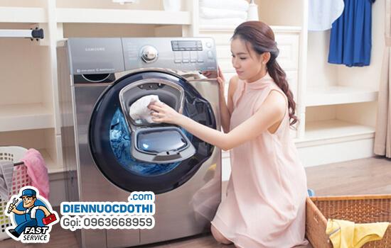 Mẹo vặt khi dùng máy giặt tại nhà bạn nên biết