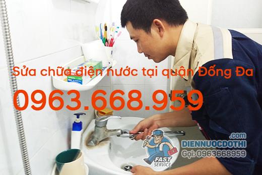 Sửa chữa điện nước tại quận Đống Đa giá rẻ siêu uy tín nhiều ưu đãi bất ngờ không nên bỏ qua !! - 210735