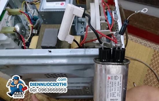 Bảo dưỡng và sửa chữa lò vi sóng tại Hà Nội